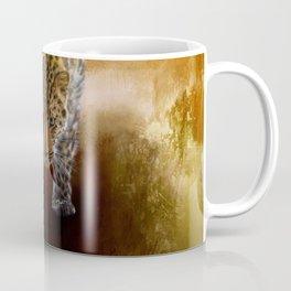 Russian Amur Leopard Coffee Mug