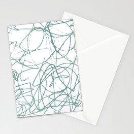 The Inside of My Mind Stationery Cards