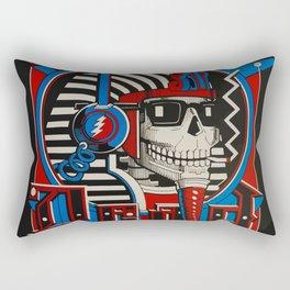 Dead Head - Berkeley Rectangular Pillow