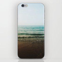 Vivid Morning Waves iPhone Skin