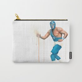 Lucha Libre - The Odd Couple Carry-All Pouch