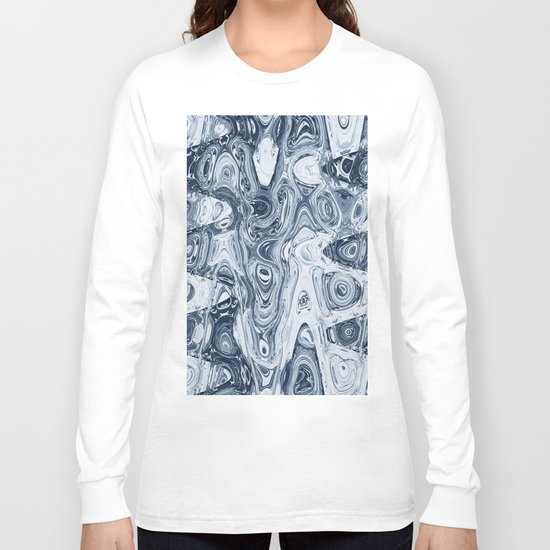 Abstract 142 Long Sleeve T-shirt