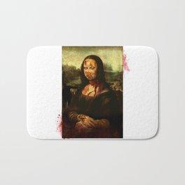 No Mona! Not You Too! Bath Mat