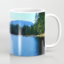 Bluest of blues Coffee Mug