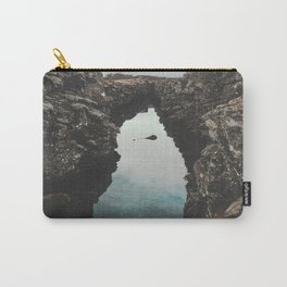 I left my heart in Iceland - landscape photography Carry-All Pouch