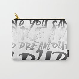 ACROBAT U2's Song Carry-All Pouch