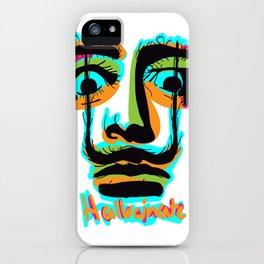 Hallucinate Dali iPhone Case
