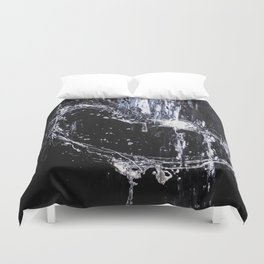 """Spherical motion"" Duvet Cover"