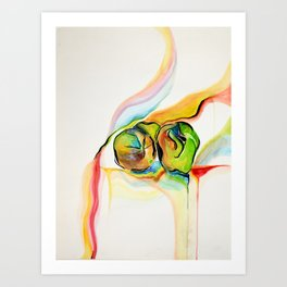 """""""All good things which exist are the fruits of originality"""" - John Stuart Mill Art Print"""