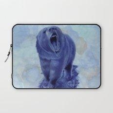 So bear your teeth Laptop Sleeve