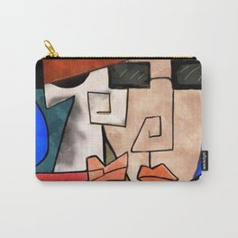 Abstract Musicians Carry-All Pouch