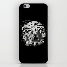 Filling Your Dreams to the Brim with Fright iPhone & iPod Skin