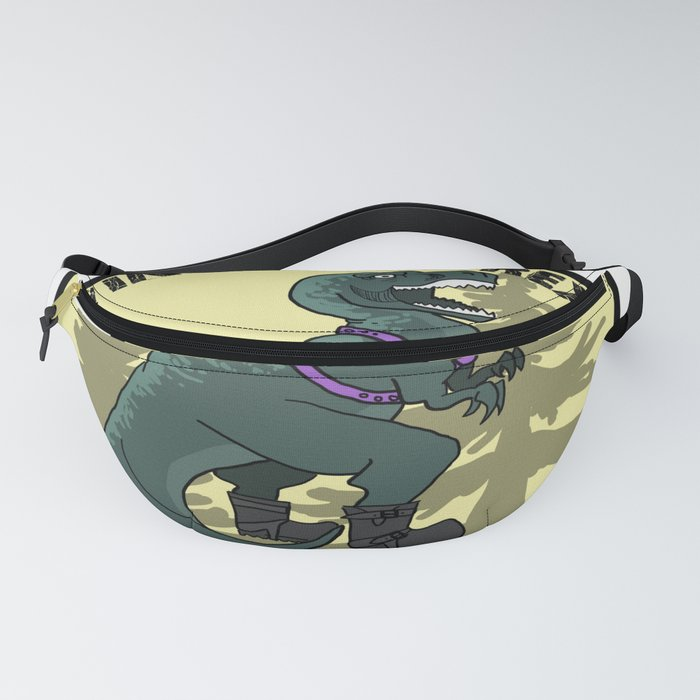 Twin Cities T-Rexx Logo Fanny Pack