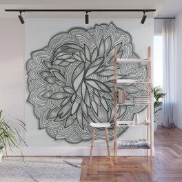 SwankyDoodleSandy A-mazing Garden Wall Mural