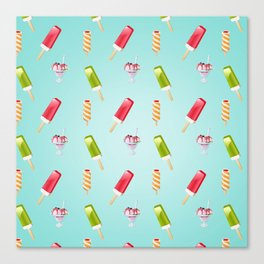 sweet summer Canvas Print