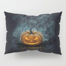 Halloween Pumpkin Pillow Sham