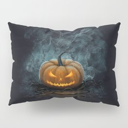 Halloween Pumpkin Pillow Sham