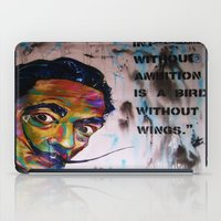 salvador dali iPad Cases featuring Salvador Dali by Ruby Chavez