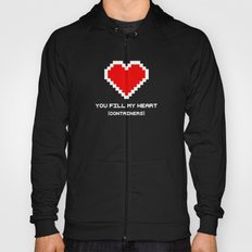 You Fill my Heart (Containers) Hoody