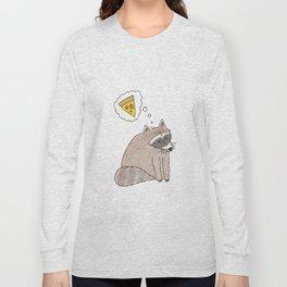 Pizza Dreams Long Sleeve T-shirt