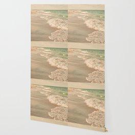 Tropical Beach Love Wallpaper