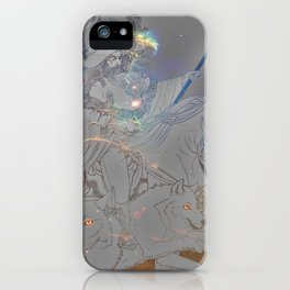Odin the All-Father iPhone Case
