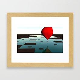 Bloons Framed Art Print