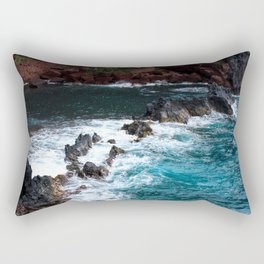Outcropped Rectangular Pillow