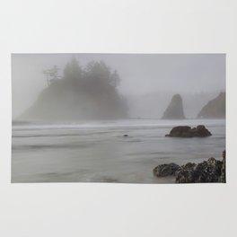 In A Fog Rug