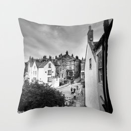 A View from Covet Hill Throw Pillow