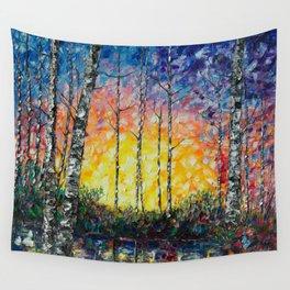 """Morning Breaks"" Wall Tapestry"