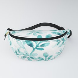 Watercolor Floral VV Fanny Pack
