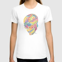 The inner workings of my mind! T-shirt