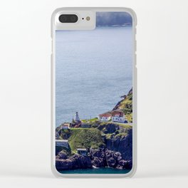 Fort Amherst Clear iPhone Case