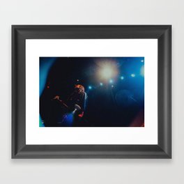 Wax Idols Framed Art Print