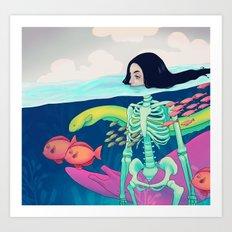 Esquimal Art Print