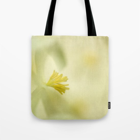 Flowers that hide secrets Tote Bag