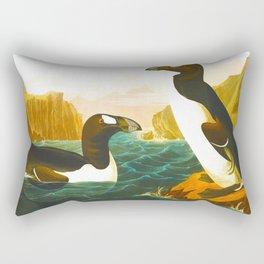 The Great Auk Rectangular Pillow