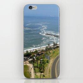Costa Verde Peru iPhone Skin
