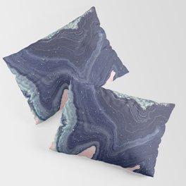 Fluid No. 11 - Geode Pillow Sham