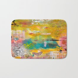 Summer Afternoons Bath Mat