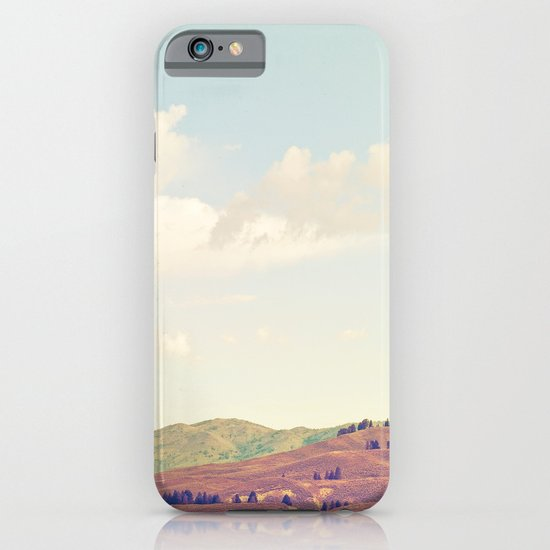 Summer Field iPhone & iPod Case