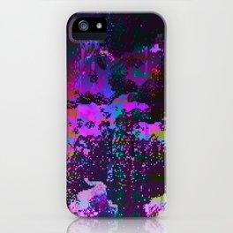Malfunction Microchip iPhone Case