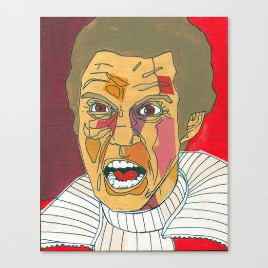 Sha-fro-Kahn Canvas Print