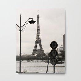 paris pt 1 Metal Print