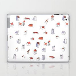 """Houses"" Laptop & iPad Skin"