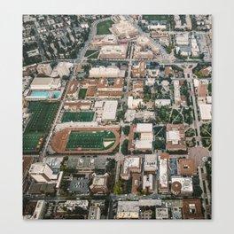 USC 1 /Los Angeles Canvas Print