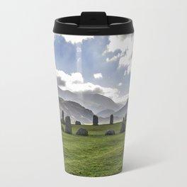 Castlerigg Stone Circle. Travel Mug