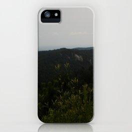 Peak of Nature iPhone Case