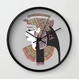 EGYPTIAN GODDESS Wall Clock